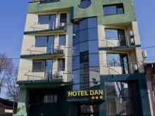 Accommodation Bucharest (București) county, Dan Hotel