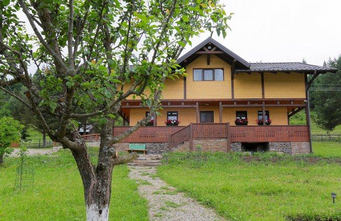 Todireni Vacation home Vatra Dornei