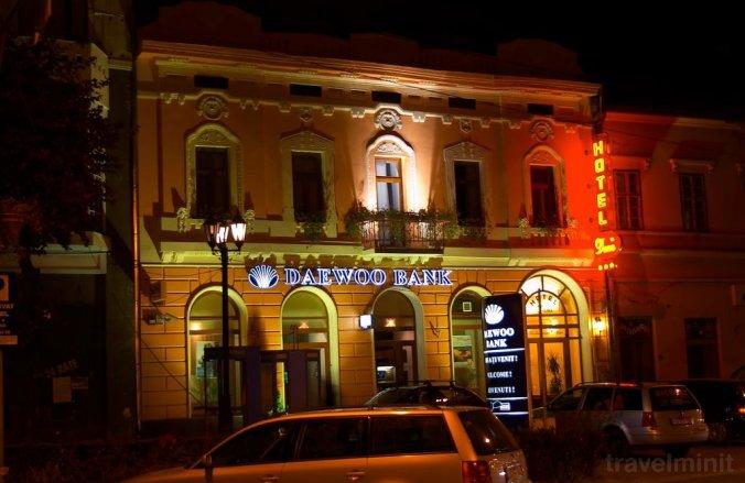 Dana II Hotel Szatmárnémeti
