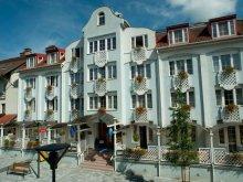 Accommodation Veszprém, Erzsébet Hotel