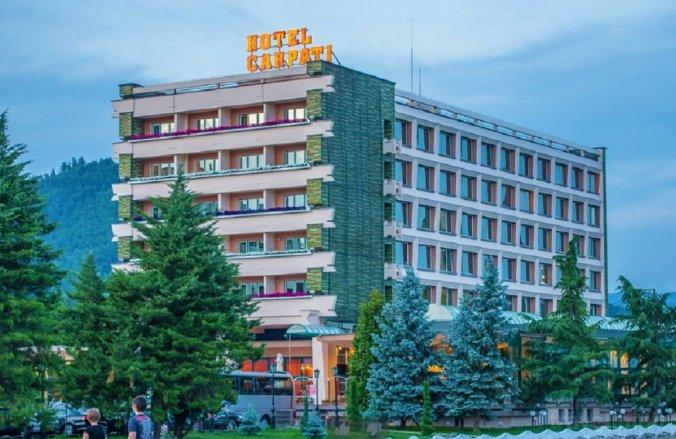 Carpați Hotel Nagybánya