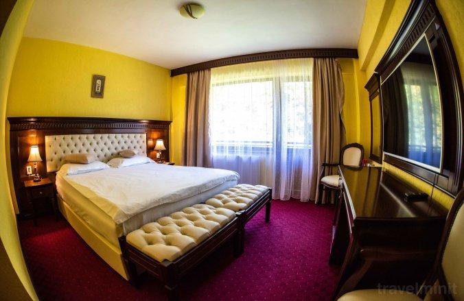 Trei Brazi Hotel Băile Olănești