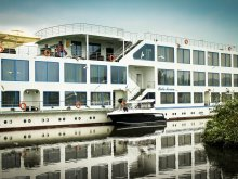 Hotel Tulcea county, Bella Marina Floating Hotel