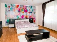 Motel Göröcsfalva (Satu Nou (Siculeni)), M&M Studió Apartman