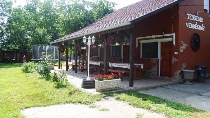 Tessedik Guesthouse Hajdúszoboszló