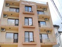 Hotel Saligny, Hotel Ana