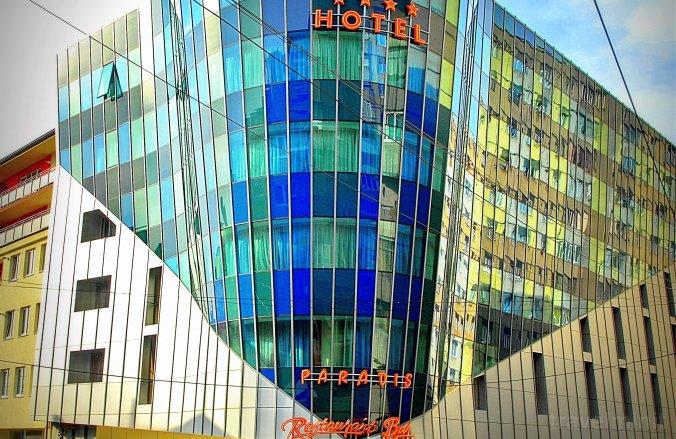 Paradis Hotel Kolozsvár