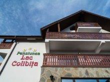 Pensiune județul Bistrița-Năsăud, Pensiunea Lac Colibița