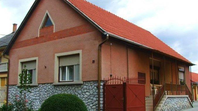 Casa de oaspeți Ildikó Bogács