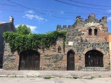 Panzió Saraiu, Del Mar Castel Panzió