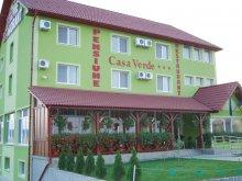 Pensiune Lupești, Pensiunea Casa Verde