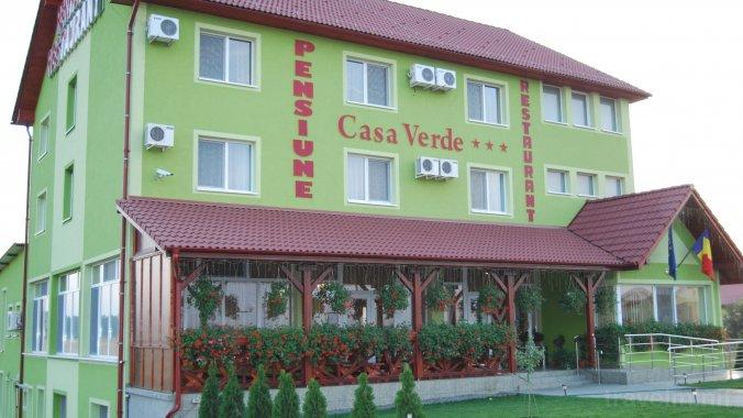 Pensiunea Casa Verde Vladimirescu