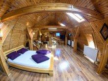 Accommodation Corund, Wooden Attic Suite Apartment