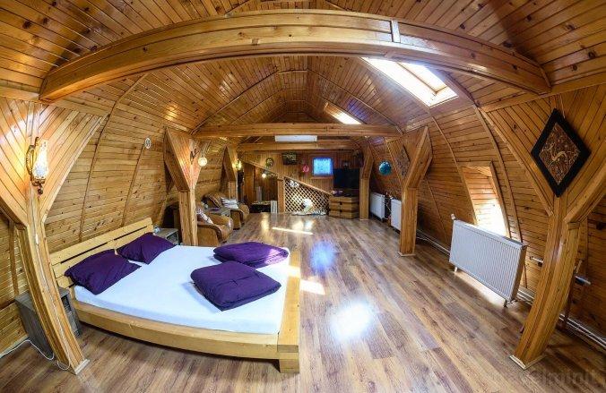 Wooden Attic Suite Brassó