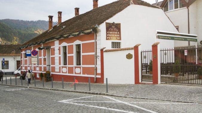 Pensiunea Old City Brașov