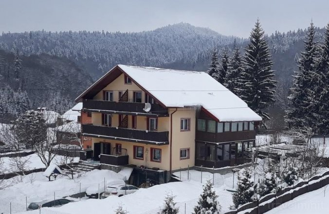 Ticino Guesthouse Predeal