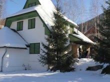 Casă de vacanță Bărcănești, Casa Șindrilă