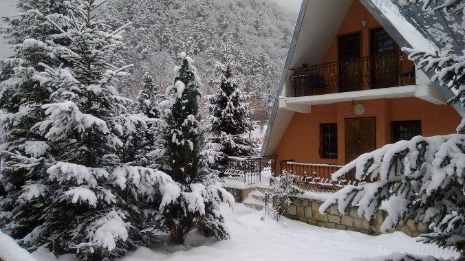 Vila Sabina Slănic Moldova