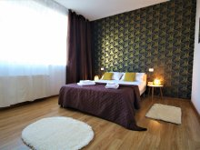 Accommodation Teremia Mare Bath, Confort Brownie Apartment