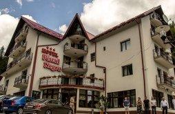 Hotel Arefu, Hotel Piscul Negru