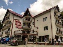 Hotel Poenari, Hotel Piscul Negru
