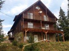 Casă de vacanță Mustești, Casa din Zori