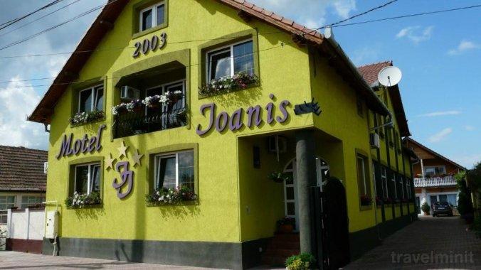 Motel Ioanis Mândruloc