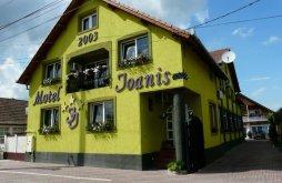 Motel near Purgly Castle, Ioanis Motel