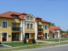 Pensiune Zalavár, Casa Szerencsemák