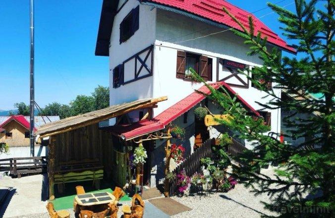 Rustik Villa Straja