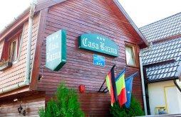 Panzió Sálya (Șoala), Casa Bazna Panzió