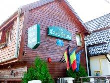 Panzió Szeben (Sibiu) megye, Casa Bazna Panzió