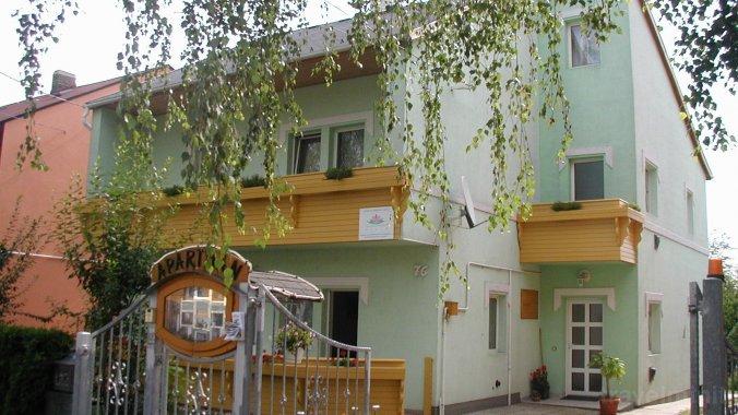 Apartament Németh Hévíz