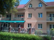 Hotel Érpatak, Hotel Pavai