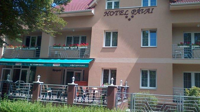 Hotel Pavai Hajdúszoboszló