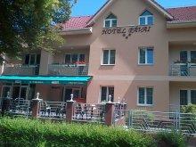 Hotel Tiszaörs, Hotel Pavai