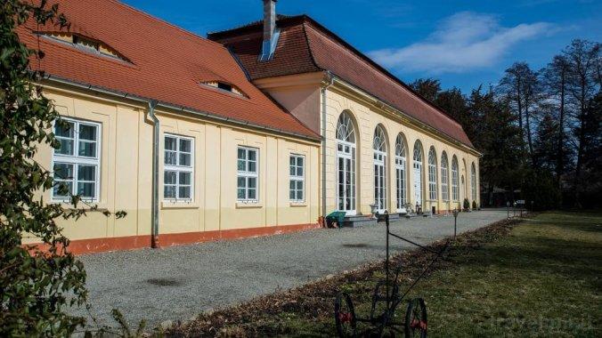 Hotel Palatul Brukenthal Avrig