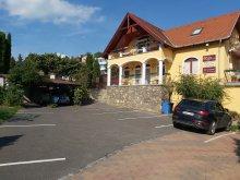 Szállás Veszprém megye, Klára Apartmanház