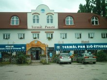 Pensiune Zabar, Pensiune şi Restaurant Hímer Termal
