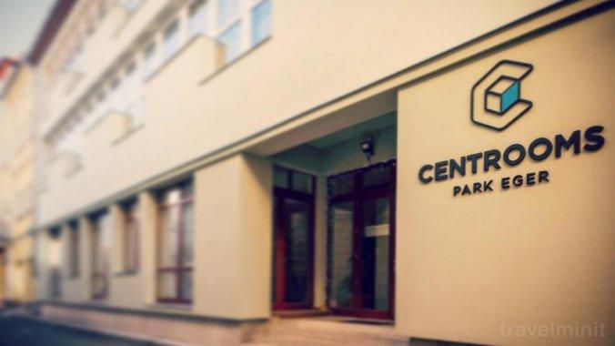 Hotel Centrooms Park Eger