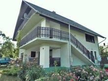 Casă de vacanță Balatonaliga, Casa de vacanta pentru 8-10 persoane