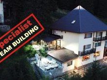 Pachet Păltiniș, Casa Maktub Residence