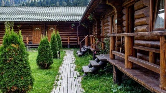 Pensiunea Mama Uța - Vila Caprioara Gârda de Sus