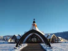 Accommodation Băile Homorod Ski Slope, Hunnia - Huntanya B&B
