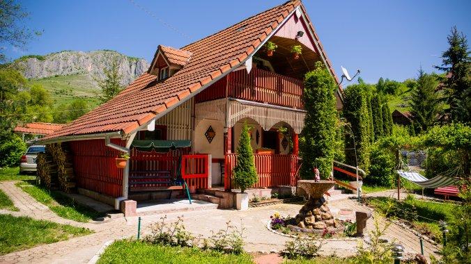 Cabana La Ionică Vălișoara