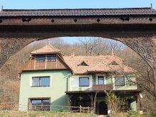 Kulcsosház Farkaslaka (Lupeni), Szejke Villa l