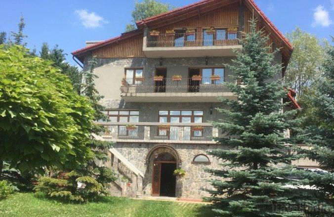 Casa Alexandra Cornu de Jos (Cornu)