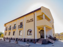 Pachet Păltiniș, Pensiunea Alba Forum