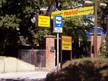 Panzió Zámoly, Duna-Party Pansio