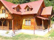 Villa Bălușești (Icușești), Wood House Villa